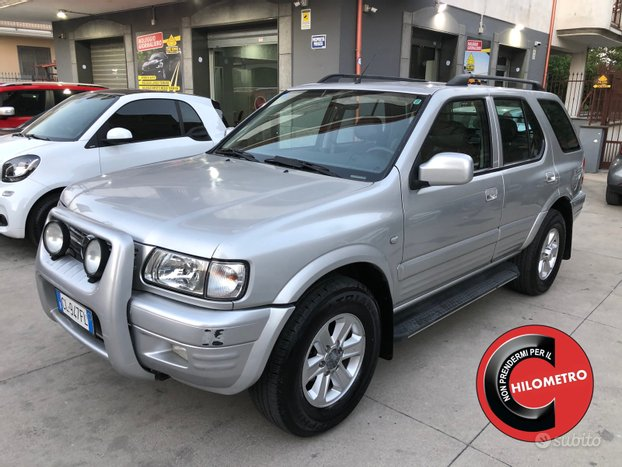 OPEL FRONTERA 4x4 LIMITED